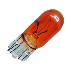 Vanline Ring 12v 5w Amber Side & Tail Bulb, Pack of 10.