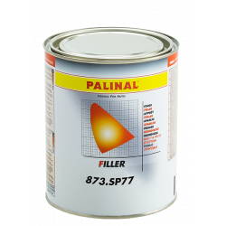Palinal Speed Filler 2K 1:1 Black 2.5ltr