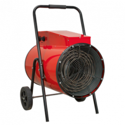 Sealey Industrial Fan Heater 30kW 415v 3ph