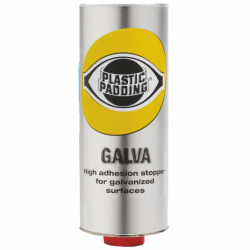 Plastic Padding Galva Cartridge 2750g.