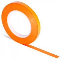 JTape 9mm x 55m Orange Fine Line Tape