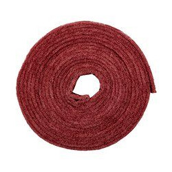 3M Red 100mm x 10M Scotchbrite Roll