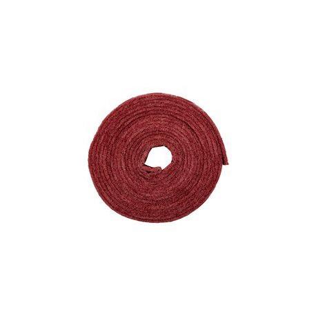 3M Red 100mm x 10M Scotchbrite Roll