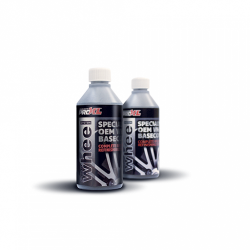 Prowheel Basecoat Audi Chrome 200ml