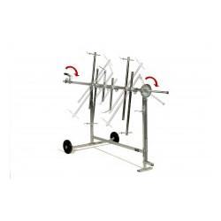 Fastmover Rotating Panel Stand