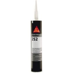 Sikaflex 252 Adhesive Black 300ml cartridge