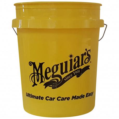 Meguiar's Bucket - 5 US Gallons - Yellow