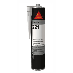 Sikaflex 221 Black 310ml cartridge