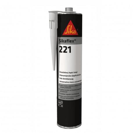 Sikaflex 221 White 310ml cartridge