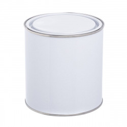 1 litre Empty Lever Lid Tin (including lid)