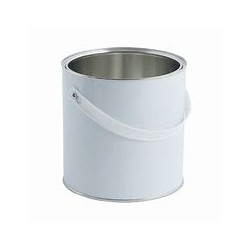 2.5 litre Empty Lever Lid Tin (including lid)