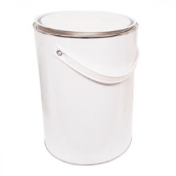 5 litre Empty Lever Lid Tin (including lid)