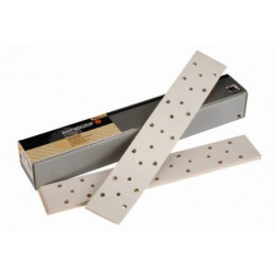 Indasa P40, 70 x 420mm  Plus Line Strips 23H, Pack of 50