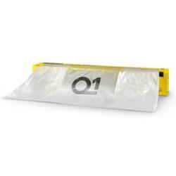 Q1 Premium Plastic Sheeting 4m x 150m