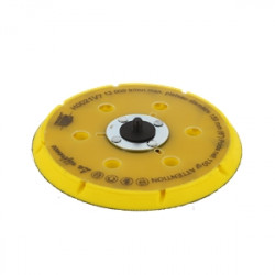 "Universal Tools 6"" Velcro Backing Pad 7 Hole."