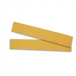 Mirka P120 70 x 450mm PSA Plain Abrasive Strips, Pack of 100