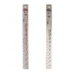 Fastmover Aluminium Paint Mixing Stick 2:1 & 4:1 (Single stick)