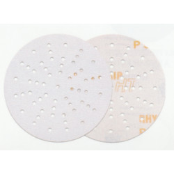 Indasa P80, 150mm Rhynogrip HT Ultravent Disc, Pack of 50