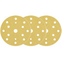 3M 150mm Gold Hookit Discs