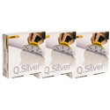 Mirka 150mm Q Silver Discs