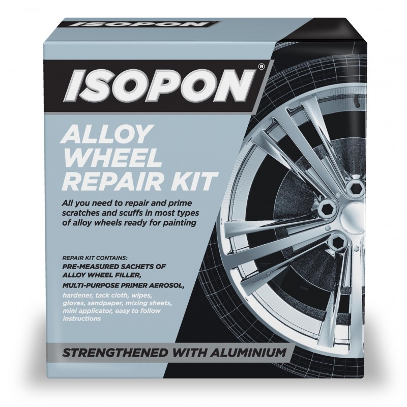 Isopon's Alloy Wheel Repair Kit