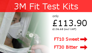 3M Fit Test Kits - Sweet & Bitter