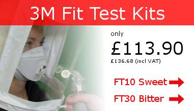 3M Fit Test Kits - Sweet & Bitter