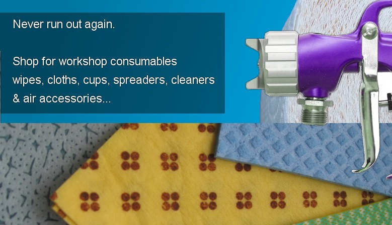 Workshop Consumables, never run out again